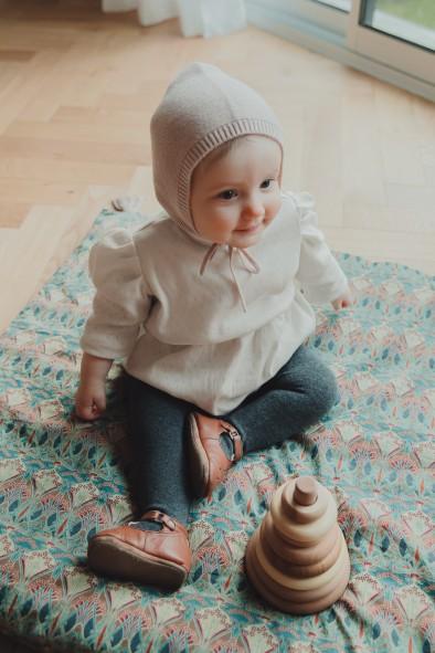 COLISA Baby Bonnet